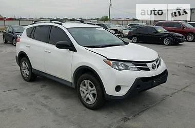 Toyota Rav 4 2.5L 4 2014
