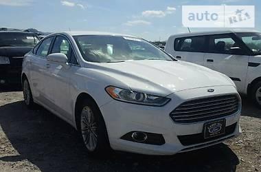 Ford Fusion 2.0L 4 2014