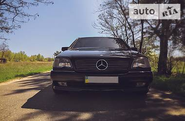 Mercedes-Benz CL 600 Lorinser 1998