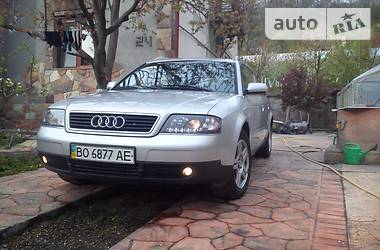 Audi A6 2.4 2001