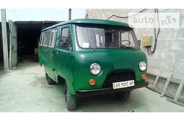 УАЗ скорая помощь-пассажир. 3962 1988