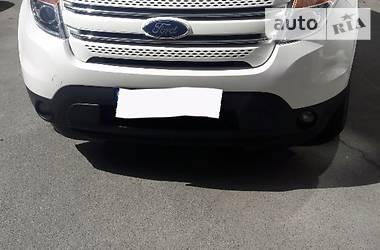 Ford Explorer 3.5 2011