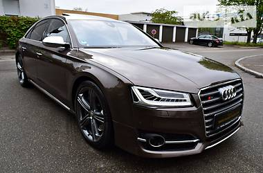 Audi S8 Exclusive FULL 2015