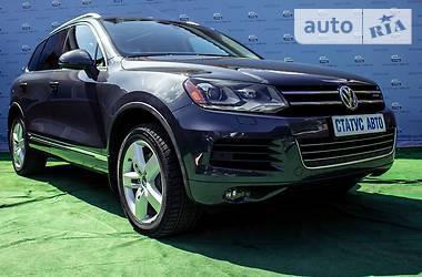 Volkswagen Touareg 3.6 V6 FSI HYBRID 2013