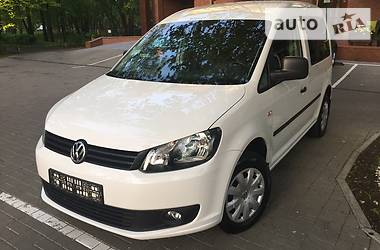 Volkswagen Caddy пасс. 2013
