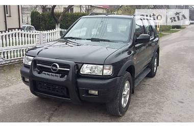 Opel Frontera 2.2i 2003