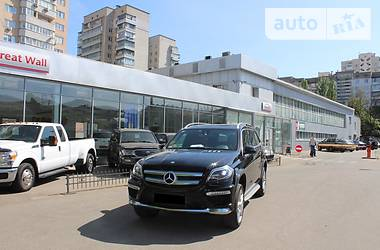 Mercedes-Benz GL 350 2014
