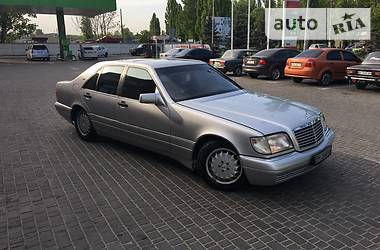 Mercedes-Benz S 600 1992