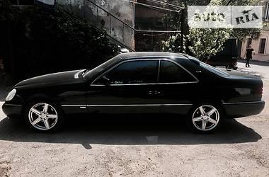 Mercedes-Benz CL 500 1996