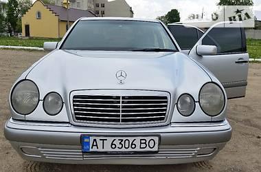 Mercedes-Benz E-Class kompressor 1998