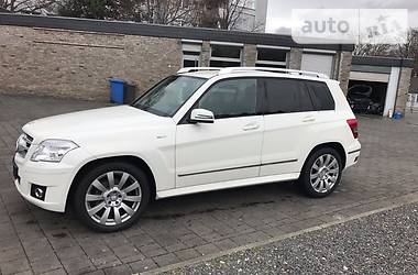 Mercedes-Benz GLK 220 CDI 4Matic 2012