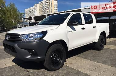 Toyota Hilux BUSINESS 2017