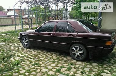 Mercedes-Benz 190 Е 1991