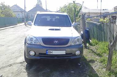 Hyundai Terracan 2.9 CDRi 2003