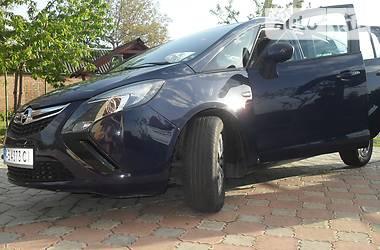 Opel Zafira 1.6i 2013