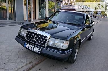 Mercedes-Benz E-Class w124 260e 1986