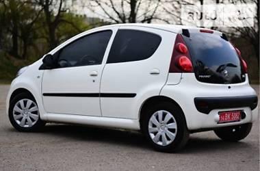 Peugeot 107 1.0 AT 2013