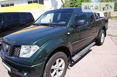 Nissan Navara 2.5 2007
