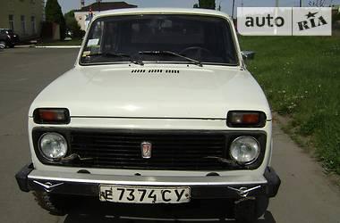 ВАЗ 2121 2121 1.6 1989
