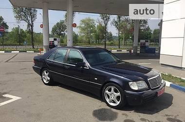 Mercedes-Benz S 140 S 320 1996