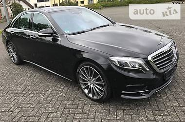 Mercedes-Benz S 350 CDI 4-Matic AMG 2015
