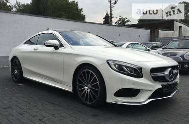 Mercedes-Benz S 500 Coupe AMG 4-Matic 2017