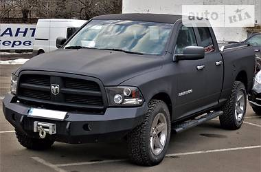 Dodge RAM Big Horn 5.7 HEMI 2012