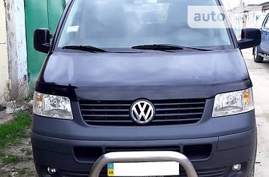 Volkswagen T5 (Transporter) пасс. TDI 2003