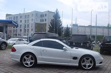 Mercedes-Benz SL 500 (550) FULL 2002