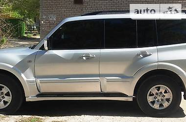 Mitsubishi Pajero Wagon DID 3.2 2003