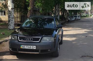 Audi A6 Allroad 2004