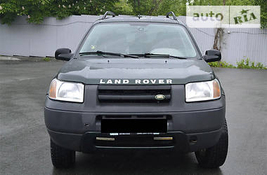 Land Rover Freelander 1.8 МТ 1998