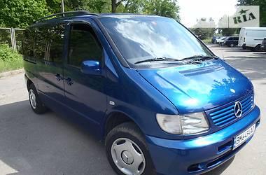 Mercedes-Benz Vito пасс. 112 VESTFALIA 2003