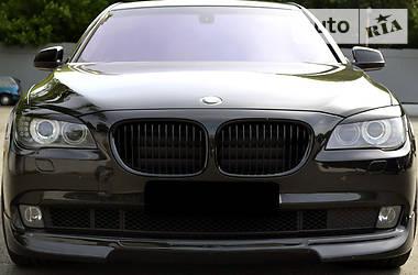 BMW 740 3.0 2012