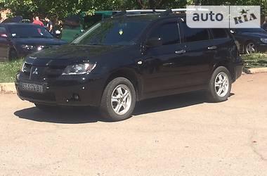 Mitsubishi Outlander 2.4i 2004