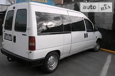 Fiat Scudo пасс. 2000