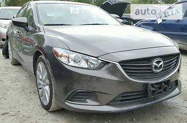 Mazda 6 Touring 2016
