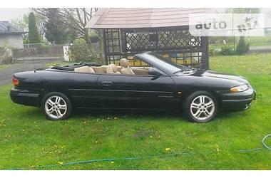 Chrysler Stratus 2.0 L 2000