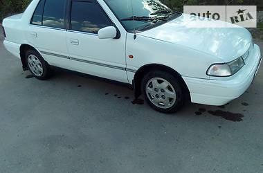Hyundai Pony 1993