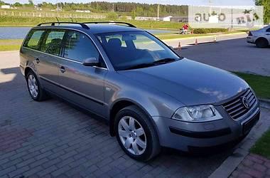 Volkswagen Passat B5 1.8 l 2001
