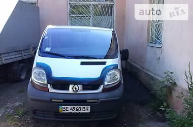 Renault Trafic пасс. 2003