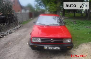 Volkswagen Jetta 1986