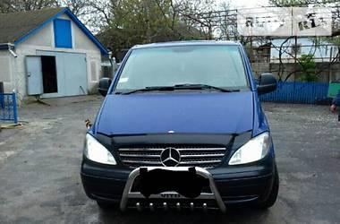 Mercedes-Benz Vito пасс. 115 CDI LONG 2005
