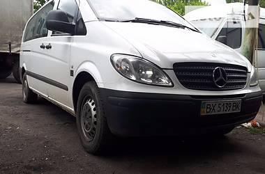 Mercedes-Benz Vito пасс. LONG 2007