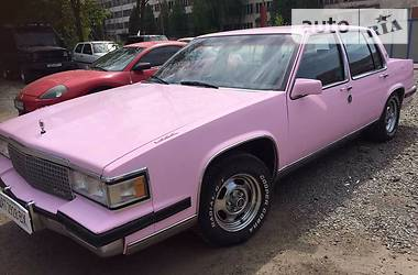 Cadillac DE Ville 1986