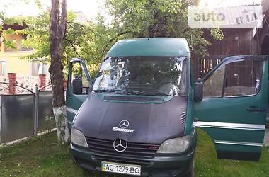 Mercedes-Benz Sprinter 313 пасс. 2.2 2003