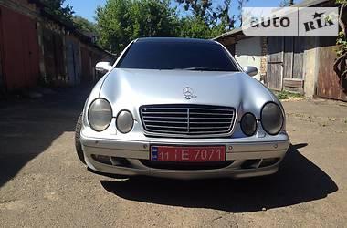 Mercedes-Benz CLK 320 V6 2000