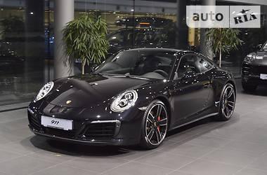 Porsche 911 4S Black Edition 2016