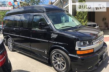 Chevrolet Express пасс. Limited AWD 2016