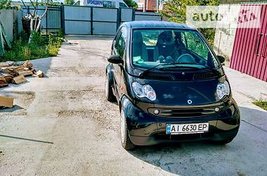 Smart Fortwo Pure 2005